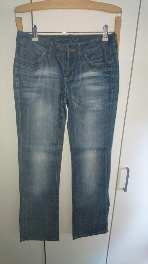 Only Jeans Blau Denim 28/32