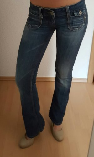Only Jeans Boot cut  xs 34/32 top