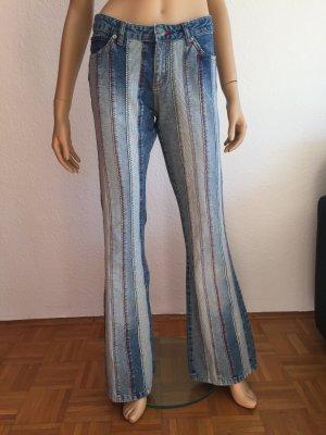 Only Jeans Bootcut Gr. 30 Hose Jeans Schlag Pants Hellblau Boot Cut Schlaghose