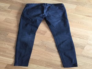 Only Jeans Cuts skinny schwarz 28/34