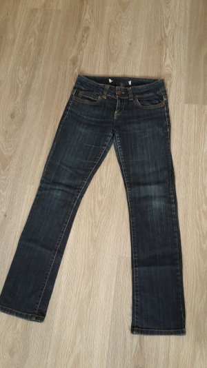 Only-Jeans, dark blue, low waist, straight legs, Gr.36