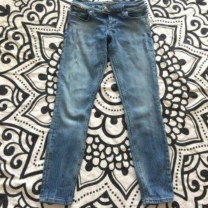 Only Jeans Gr. 26/32 Hose Jeanshose blau Röhre