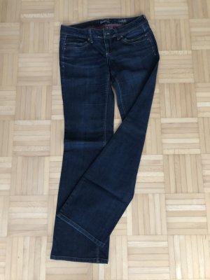 Only Straight Leg Jeans blue-dark blue