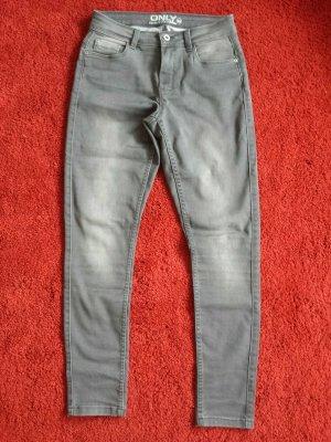 Only Jeans grau Größe M