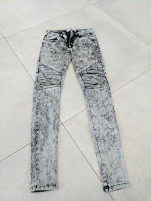 ONLY Jeans, grau, M Länge 32