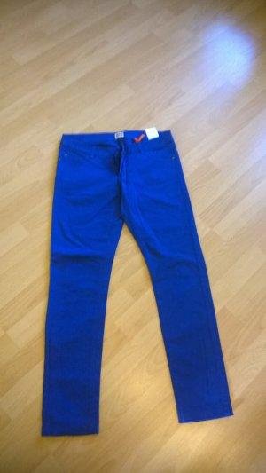 Only Jeans in Royalblau Größe 38