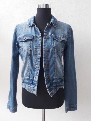 Only Jeans Jacke Denim Blue Größe 36