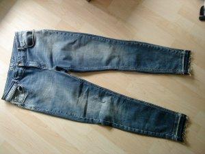 Only Jeans knöchellang blau 31/32