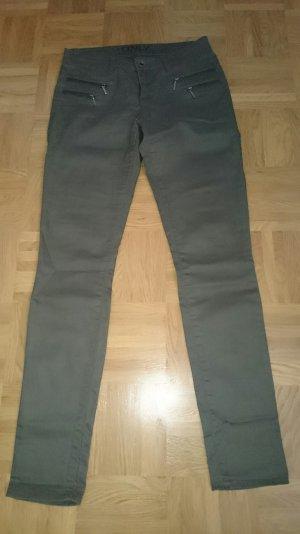 Only, Jeans. Lederhose, beschichtet Gr M