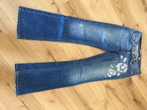 Jeans bleuet coton
