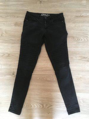 Only Jeans mit tollem Muster am Oberschenkel