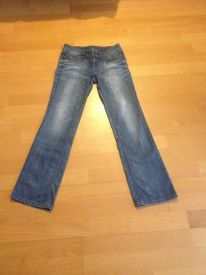 Only-Jeans, mit Used Look Effekten, W27  L32