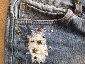 Only Jeans Shorts mit Nieten in Gr.36 * kaum getragen, Top Optik, super Zustand, Mega Popo Formung☺️