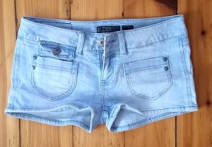 Only*Jeans Shorts*Sammy Ebba Denim  Lee Hotpants*blau*W 28 M 38
