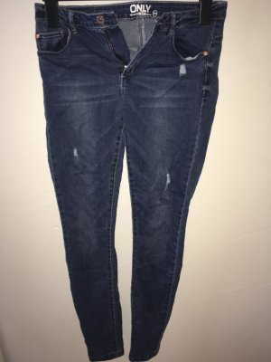 ONLY Jeans Skinny Fit 29/32 Destroyed