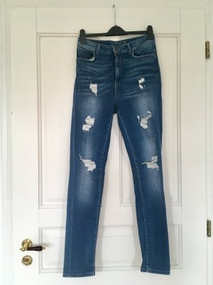 ONLY Jeans skinny High Waist Coral