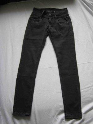 Only Jeans, Skinny Jeans, dunkelgrau Größe 28/32 - casual Look