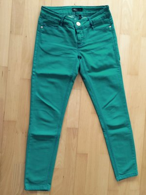 Only Jeans W27 skinny Short Türkis grün 7/8 Hose