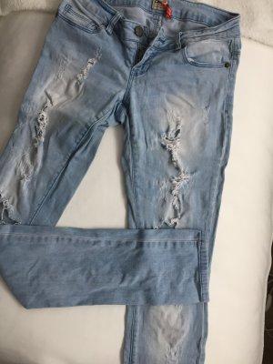 ONLY Jeans, zerrissen, Größe 36