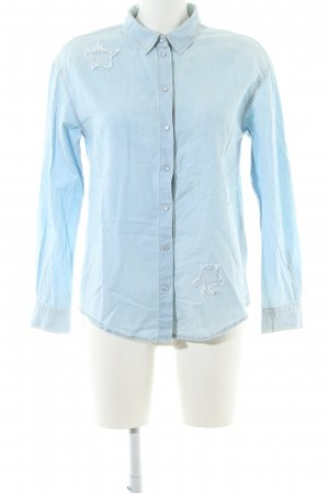 Only Denim Blouse blue business style