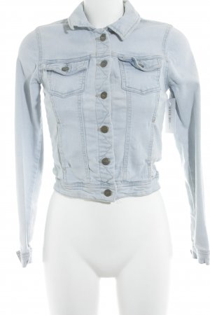 Only Jeansjacke hellblau Casual-Look