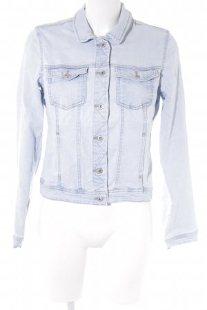 Only Jeansjacke himmelblau Casual-Look