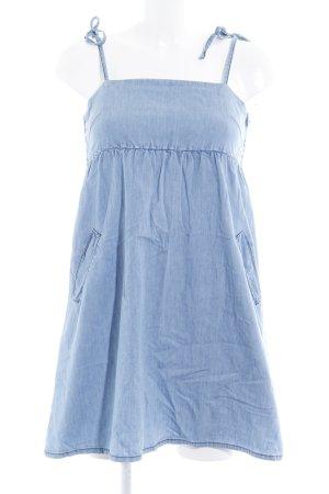 Only Jeanskleid himmelblau Casual-Look