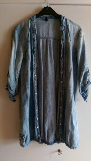 Only Jeanskleid oder Jacke