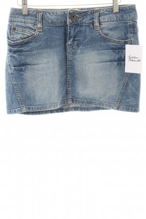 Only Jeansrock blau-hellblau Casual-Look