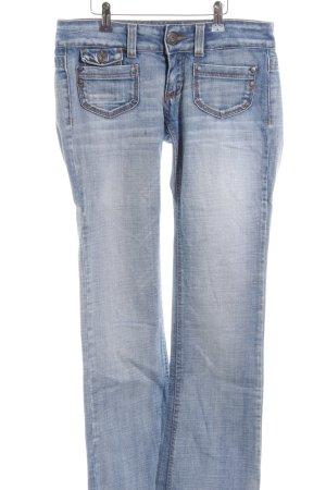 Only Jeans flare bleu style décontracté