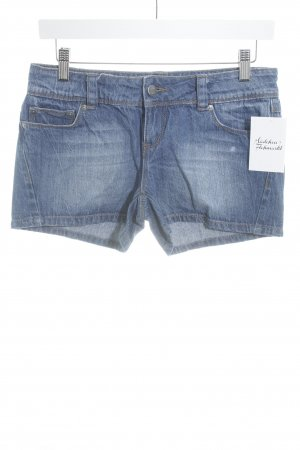 Only Jeansshorts dunkelblau Casual-Look
