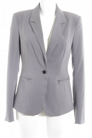 Only Jerseyblazer grau Casual-Look