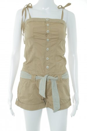 Only Jumpsuit beige Casual-Look