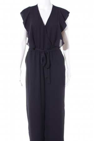 Only Jumpsuit dunkelblau Business-Look