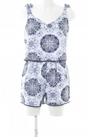 Only Jumpsuit florales Muster Beach-Look