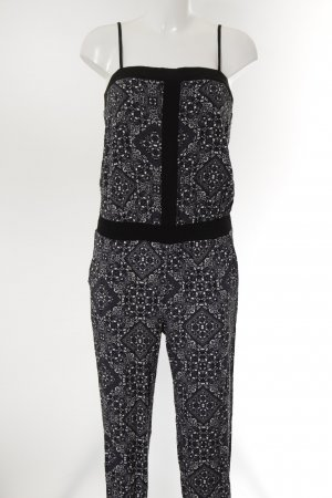 Only Jumpsuit Ornamentenmuster Casual-Look
