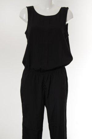 Only Jumpsuit schwarz Business-Look