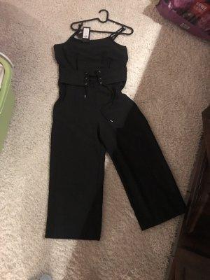 Only jumpsuit sexy mit schnürrung in der Taille gr.36