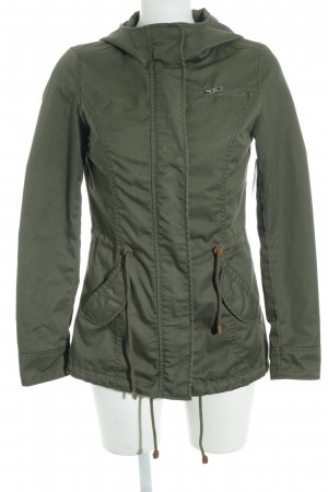 Only Kapuzenjacke khaki Casual-Look