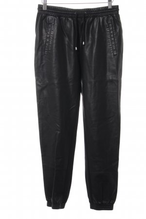 Only Pantalone peg-top nero stile casual