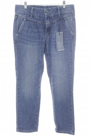 Only Carrot Jeans dark blue casual look