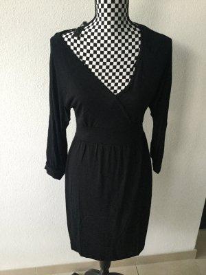 Only Kleid Gr. L in schwarz mit Etikett, ungetragen leicht tailliert
