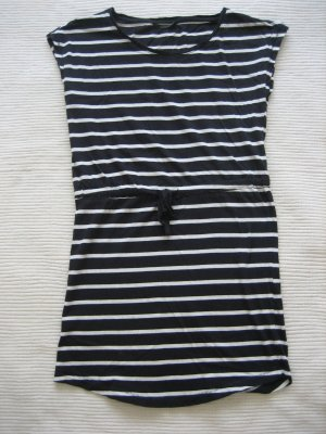 Only Beach Dress black-white
