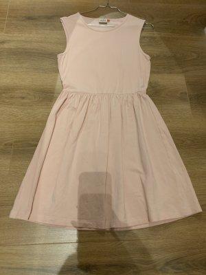 Only Vestido estilo camisa rosa-rosa claro
