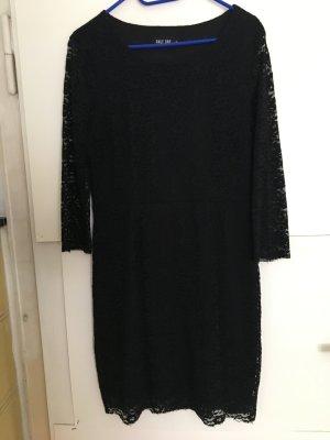 Only Vestido de encaje negro