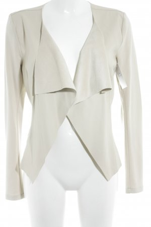 Only Kurz-Blazer creme Street-Fashion-Look