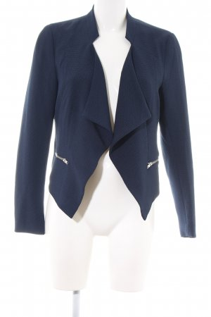 Only Kurz-Blazer blau Business-Look