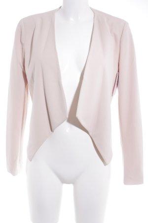 Only Kurz-Blazer rosé Business-Look