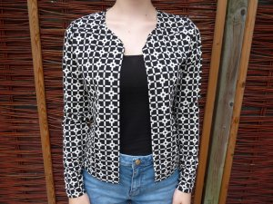 Only - Kurzer Cardigan mit Muster