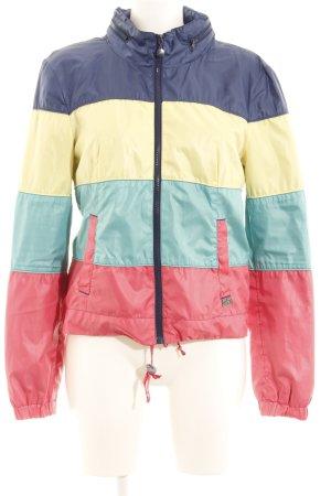 Only Kurzjacke mehrfarbig Street-Fashion-Look